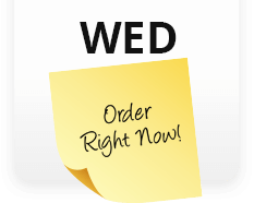 Order Right Now