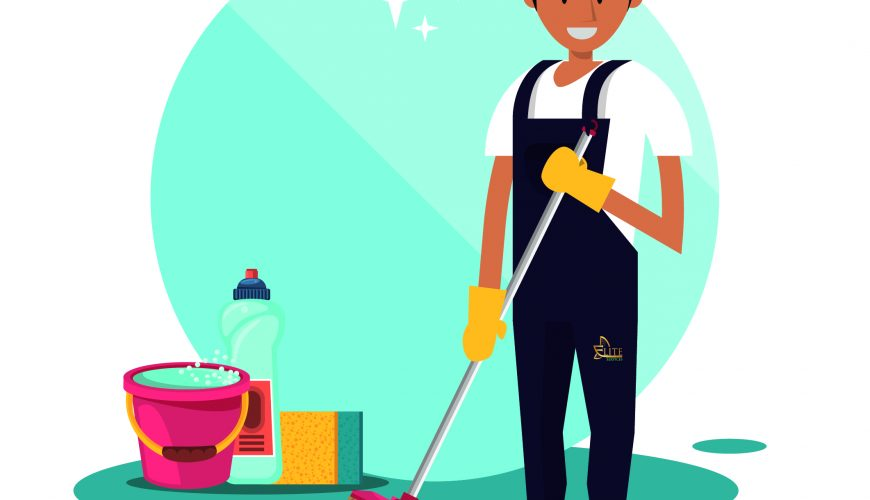 janitorial services in Karachi